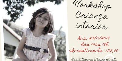 Workshop Criança Interior