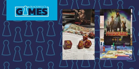 Christmas Board Games in the Bookshop tickets