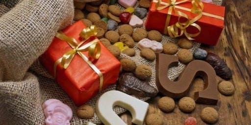 Sinterklaasfeest sv Overbos
