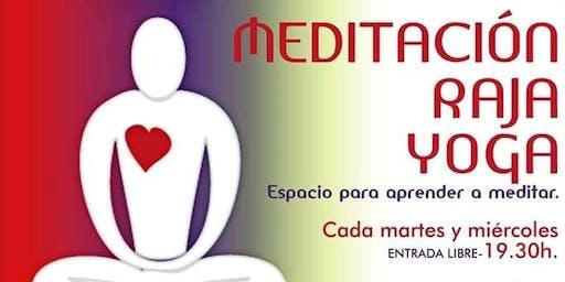 CLASE GRATUITA: MEDITACIÓN RAJA YOGA