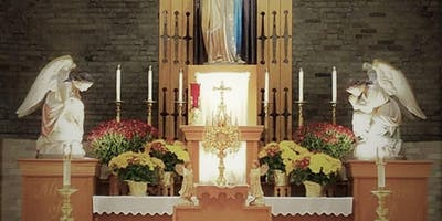 Holy Mass on the First Sunday of Lent