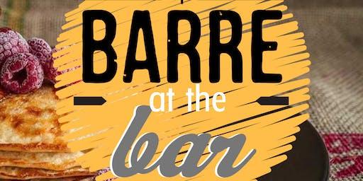 November Barre at the Bar