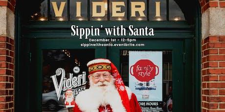 Sippin' w/ Santa 2019 tickets
