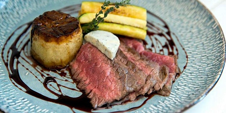 Traditional Steak Dinner - Cooking Class by Cozymeal™ tickets