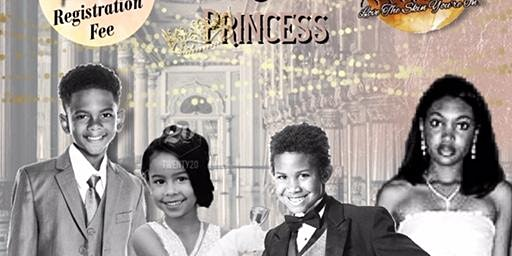 An Evening With A Prince and Princess
