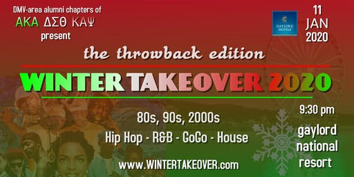 Winter Takeover 2020 | The Throwback Edition