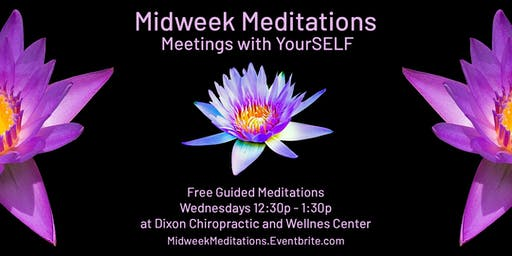 Midweek Meditations: Meetings with YourSELF