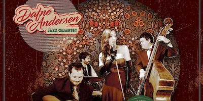 Dafne Andersen Jazz Quartet en Poe Bar