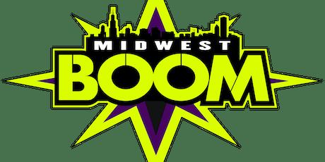 BOOM St. Louis 7v7 Tryouts - 18u & 14u (7th-11th Grade) tickets
