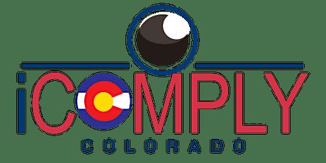 iComply Colorado Responsible Vendor Training Online - December 2019 tickets