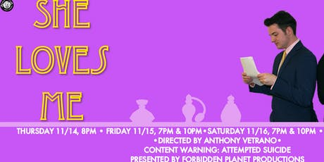 FPP Presents: She Loves Me! tickets