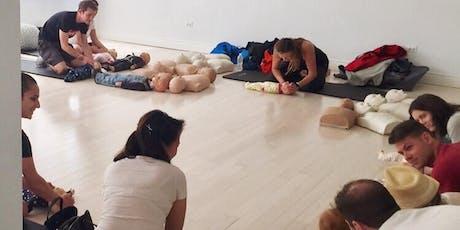 Baby/Child CPR & First Aid Training Workshop tickets