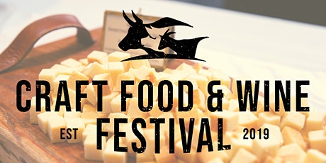 2nd Annual Craft Food & Wine Festival benefiting Church Health tickets