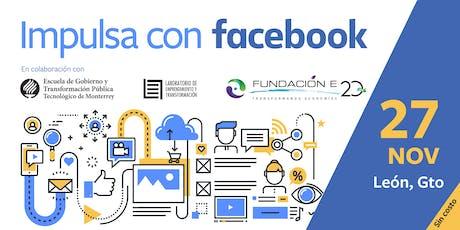 Impulsa con Facebook | León entradas
