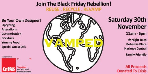 VAMPED - The Black Friday Rebellion!