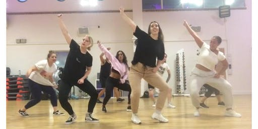 Let's Go Dance Workshops