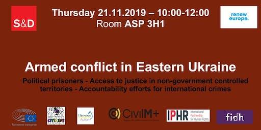 Armed conflict in Eastern Ukraine