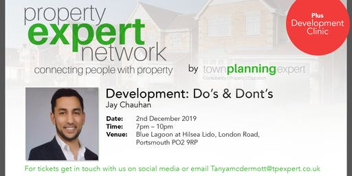 Property Expert Network - By Town Planning Experts - Free Event