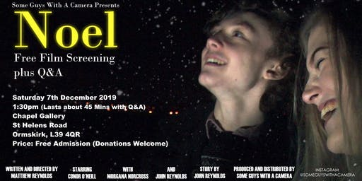 Noel: Premiere Screening + Q&A (Short Christmas Fi