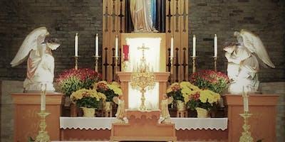 Holy Mass on the Third Sunday of Lent