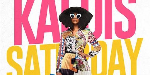 KALDIS Saturdays: An AfroXHipHop Experience