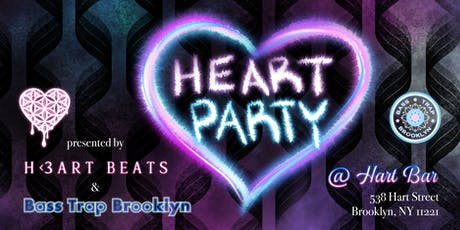 Heart Party tickets