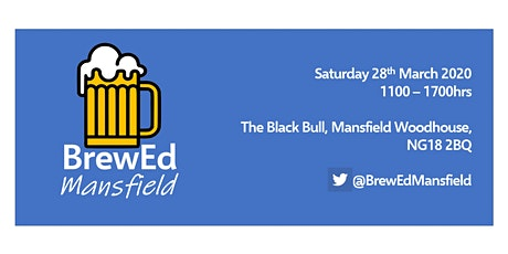 BrewEd Mansfield - #2 tickets