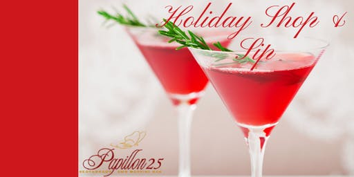 Papillon 25 Restaurant & Bar: Holiday Shop & Sip