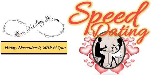 The Love Healing Room - Speed Dating