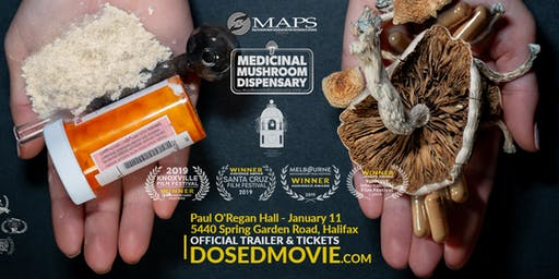 DOSED Documentary - One Show Only + Q&A at Paul O'Regan Hall