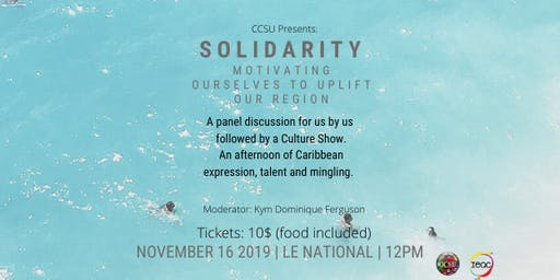 SOLIDARITY Conference and Culture Show
