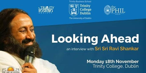Looking Ahead with Sri Sri Ravi Shankar