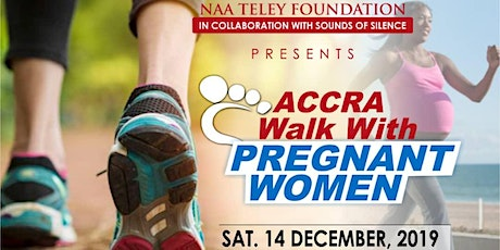 Accra walk with Pregnant women tickets