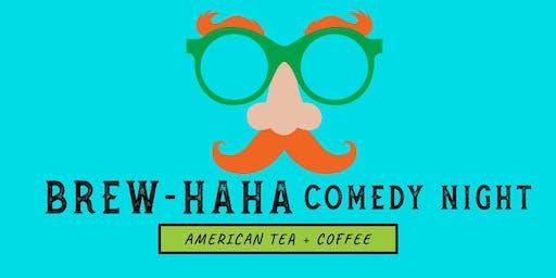 Brew-Haha: Coffee Shop Comedy Night