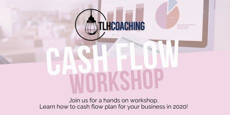 Cash Flow Planning For 2020! tickets