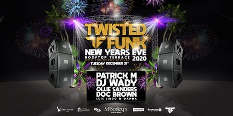 NYE 2020 with Twisted Funk Records tickets