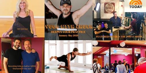 Yoga: Deepen Your Practice 30 Hour Yoga Alliance Course - 5 Saturdays