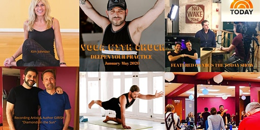 SOLD OUT! Yoga: Deepen Your Practice 30 Hour Yoga Alliance Course - 5 Saturdays