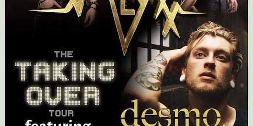 11/16: Alyxx // desmo. Feat. Danny Fantom, Death Over Simplicity
