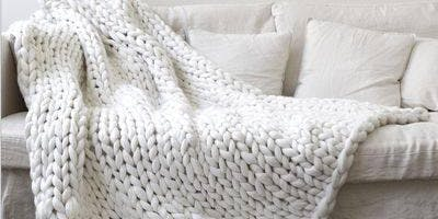 Chunky Blanket Make and Take