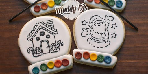 Paint Your Own Cookie & Pint Night