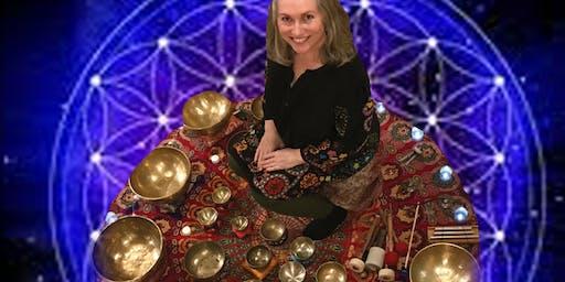 Tibetan Bowl Afternoon Sound Healing (8 spots) w/ Mikaela Jones (NW PDX)
