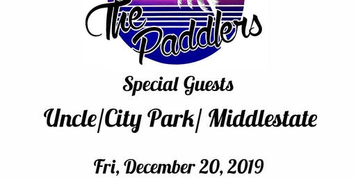 The Paddlers with Middle State, Uncle and City Park