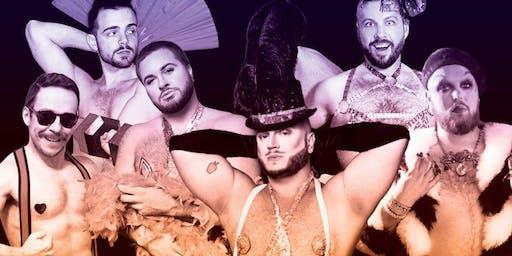 Daddy & Friends (All Male Burlesque Revue)