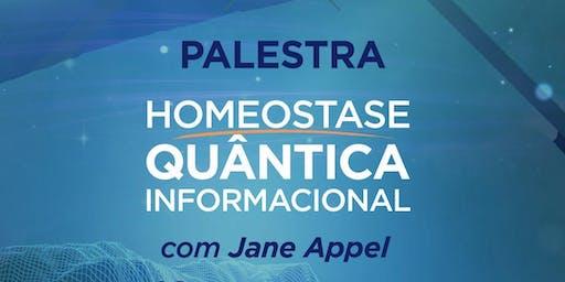 Palestra Homeostase Quântica Informacional