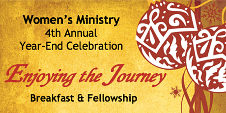 Women's Ministry  Year-End Celebration tickets