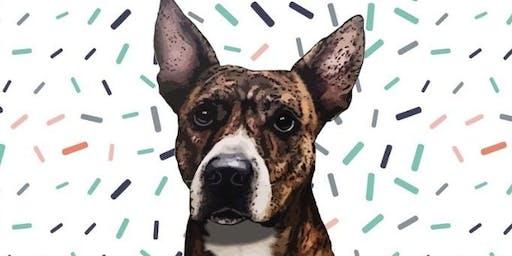 Dogs Eating Cake: Make & Take Workshop