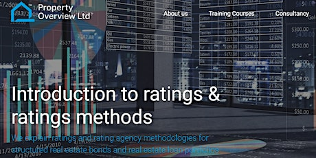 Introduction to Ratings & Ratings Methods - half day course, London tickets