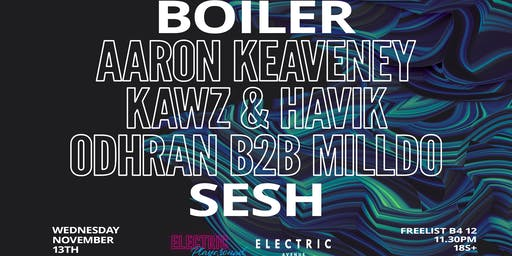Electric Playground pres. Boiler sesh #2