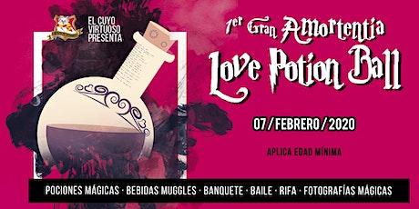 Amortentia Love Potion Ball entradas
